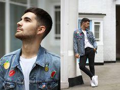 Macho Moda - Blog de Moda Masculina: Patches em alta no Visual Masculino: Pra Inspirar e Onde Encontrar