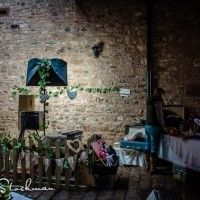 Castle wedding inspiration -  Mamhead Wedding Fair.