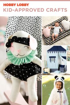 Thread your bobbins - we're sewing up the latest kid trends!