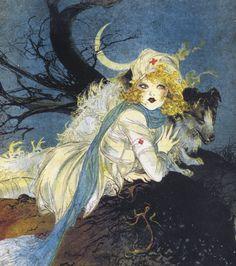 Nell Brinkley.