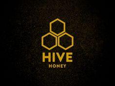 Hive Honey Logo