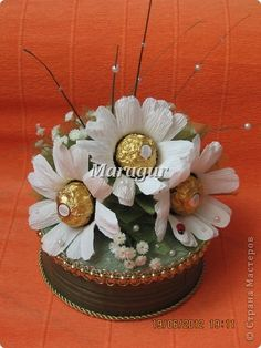 ??????-?????, ????-?????? ??????????????: ??????? ? ???? ?? ?????? ?????????????. ???? 1 (Chocolate Regalo Flower Bouquets)