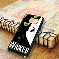 Wicked The Untold Story Of The Witches Of Oz Samsung Galaxy S6 Edge Plus Case