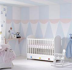 Cunas Ikea http://www.mamidecora.com/habitaciones-infantiles-ikea.html