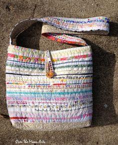 Selvage Blog: Chris' Selvage Bag
