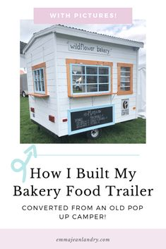 Home Bakery Business, Food Truck Business, Baking Business, Cake Business, Business Ideas, Catering Business, Business Planner, Business Design, Coffee Carts