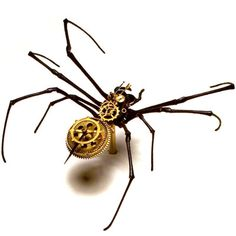 spider & watch parts
