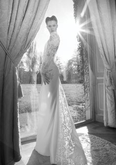 Inbal Dror Paris 2013 Collection + My Dress of the Week - Belle the Magazine . The Wedding Blog For The Sophisticated Bride