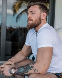 "Conor McGregor Official (@thenotoriousmma) ""It is only a lesson if you learn from it. I learn every day."""