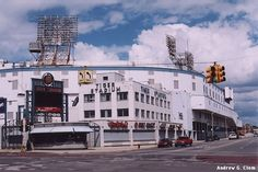 While it is no more, Tiger Stadium at the corner of Michigan and Trumble in Detroit is one of my favorite places from childhood. Sparky Anderson, Lou Whitaker, and Ernie Harwell all come to mind.