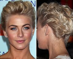 Julianne Hough's Glam 'Safe Haven' Premiere Hair & Makeup
