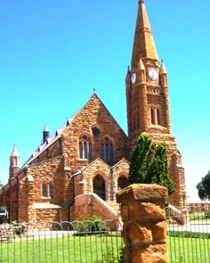 Klipkerk, Heidelberg, South Africa Heavenly Places, Church Architecture, Church Building, Chapelle, Place Of Worship, Trip Planning, Barcelona Cathedral, South Africa, Landscape Photography