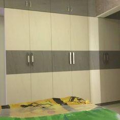 Tv unit bedroom modern style bedroom by kumar interior thane modern Wall Wardrobe Design, Wardrobe Door Designs, Bedroom Wardrobe, Bedroom False Ceiling Design, Bedroom Bed Design, Bedroom Modern, Master Bedroom, Bedroom Decor, Modern Closet Doors