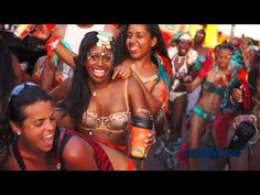 SOUVENIRS...  --  Trinidad carnival Tribe 2013 - YouTube
