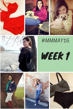 The Sewing and Life Adventures of Emerald Erin: [WEEK 1] MMMay16 Round up!