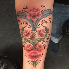 Bildresultat för allmoge tatuering