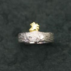 [Snoopy Jewel Boutique] Peanuts Woodstock's Nest Sterling Silver Ring