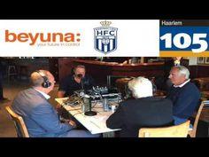 Interview Paul Gebbink bij HFC / Haarlem105