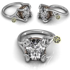 A stunning 4-claw solitaire engagement ring by #PeterKdesigns  #customjewelrydesign #jewelry #designer #jewelrydesigner #jewelrydesign #California #Losangeles #dtla  #jewelrygram #highjewelry #instajewels #platinum #gold #rosegold #gems #diamond #diamonds #highfashion #fashion #luxurylifestyle #luxury #engagementrings #engagement #weddingseason #wedding #TheBrideList #love #beautiful #sayyes