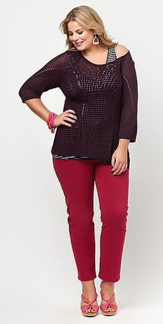 I want an outfit like this for this fall!