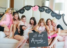 Capture every moment at your bachelorette party!