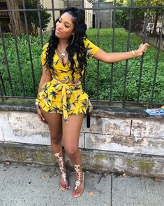 Summer Fashion Tips .Summer Fashion Tips Dope Outfits, Girl Outfits, Fashion Outfits, Womens Fashion, Black Girl Fashion, Look Fashion, Fashion Fashion, Fashion Ideas, Vintage Fashion