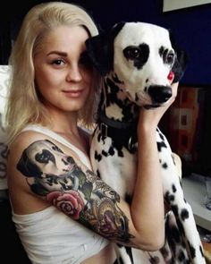 Hand Tattoos for Women . Hand Tattoos for Women . Animal Lover Tattoo, Tattoos For Dog Lovers, Hand Tattoos For Women, Dog Tattoos, Animal Tattoos, Body Art Tattoos, Sleeve Tattoos, Tattoos Skull, Fake Tattoo