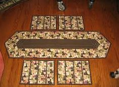 Image result for placemat quilt sew