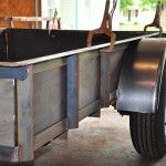 Utility Trailer Photos - Red Wing Steel Works Utility Trailer, Red Wing, Entryway Tables, Wings, Steel, Photos, Furniture, Home Decor, Trailers