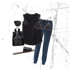 """Outfit Of The Day 7.27"" by revolutionary-mary on Polyvore featuring TIBI, Madewell and Quay"