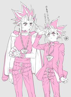 Yami/Atem and Yugi | Yu-Gi-Oh!