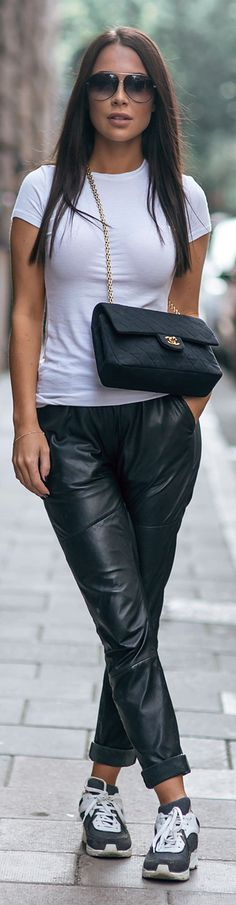 Black And White / Fashion By Johanna Olsson