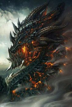 Cool Dragon Art
