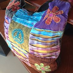 New bags available at I'm Just Sayin Gifts at Broadway & Waterloo in Edmond, OK.