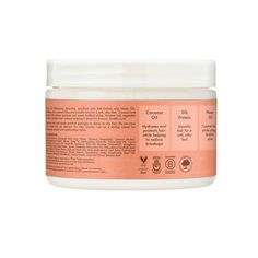 SheaMoisture Coconut And Hibiscus Curl Enhancing Smoothie - 12oz : Target Curl Enhancing Smoothie, Raw Shea Butter, African Black Soap, Frizz Control, Wash And Go, Neem Oil, Smooth Hair, Hair Conditioner, Protective Hairstyles