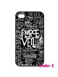 Amazon.com: Various Design Code Pierce The Veil Iphone 4 4s Case Cover ,Apple Plastic Shell Hard Case Cover Protector Gift Idea diycellphone Store: Cell Phones & Accessories