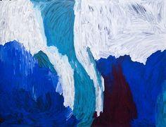 Mirdidingkingathi Juwarnda Sally Gabori, Dibirdibi Country, 2011. Synthetic…