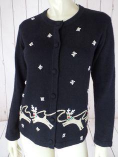 lemon grass ugly christmas sweater
