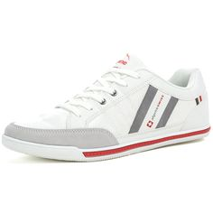 super popular 19ee3 f48f4 Alpine Swiss Mens Stefan Suede Trim Retro Fashion Sneakers    See this  awesome image