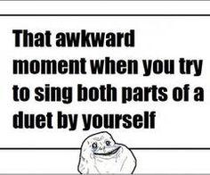 so awkward/: