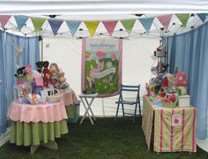 Cheap Displays for Craft Shows | FALL CRAFT FAIR DISPLAY IDEAS