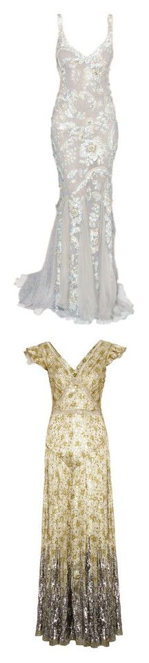 """""""oscar dresses"""" by diorhommeglitterjeanshardon ❤ liked on Polyvore featuring dresses, gowns, long dresses, vestidos, white evening gowns, red carpet evening gowns, red carpet long dresses, red carpet gowns, white red carpet dresses and marc jacobs"""