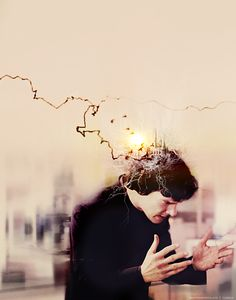 "Sherlock. "" I have to go in my Mind Palace...!"""