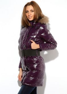 Down Puffer Coat, Down Coat, Puffer Coats, Nylons, Puffy Jacket, Cool Jackets, Winter Jackets Women, Rain Wear, Jacket Style
