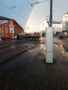 Prague rainbow