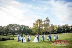 Christina & Carlo Part II : Oaks at Salem Wedding Photographer