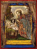 Anciennes images de Noël . Dinosoria