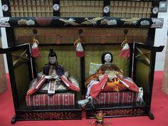 Katsuura Big Hinamatsuri 55   by HAMACHI! Hina Dolls, Japanese, Big, House, Japanese Language, Home, Homes, Houses