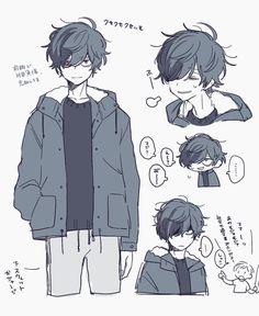 埋め込み > dis some tired boy. I like him