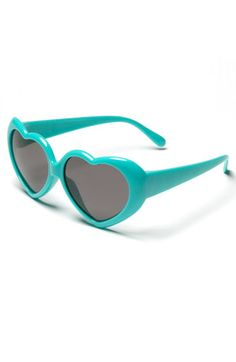 Pan Oceanic Eyewear 'Heart' Sunglasses (Toddler) available at Nordstrom